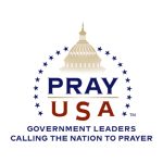 PrayUSA logo