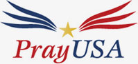 Pray USA States Logo